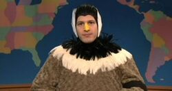 SNL Andy Samberg - Larry the Goose