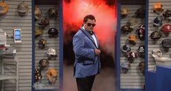 SNL Bobby Moynihan - Psy