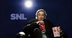 SNL Robert De Niro