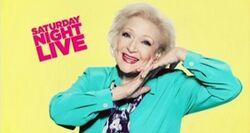 SNL Betty White
