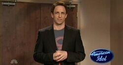 SNL Seth Meyers - Ryan Seacrest