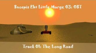 Snospis Eht Little Marge 03 OST Track 01 Long Road