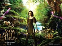 Snow White and The Huntsman HD 1 Poster