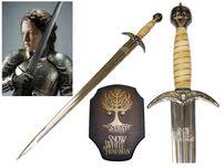 Kristen Stewart's Sword