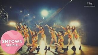 GIRLS' GENERATION Catch Me If You Can Music Video (Korean ver.)