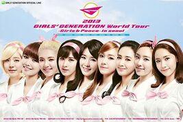 Girls&PeaceWorldTour
