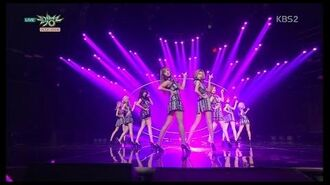 Girls' Generation 소녀시대 Comeback Stage 'Check' KBS MUSIC BANK 2015.07.10
