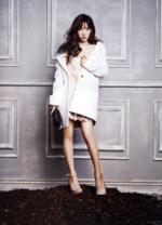 CeCi Magazine Taeyeon 2