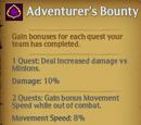 Adventurer's Bounty