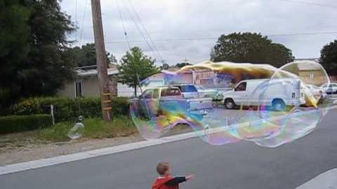 May 17 Some Pretty Big Bubbles