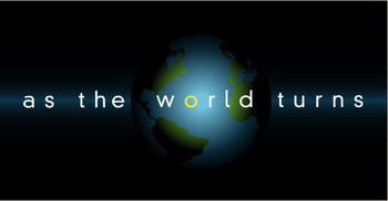 As The World Turns 2009 logo