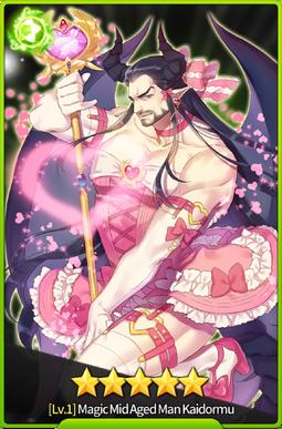 Magic Mid Aged Man Kaidormu