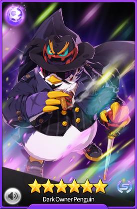 Dark Owner Penguin