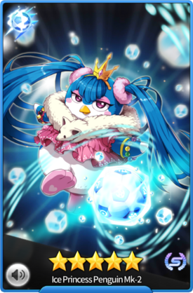 Ice Princess Penguin Mk2