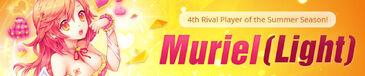 Muriel banner