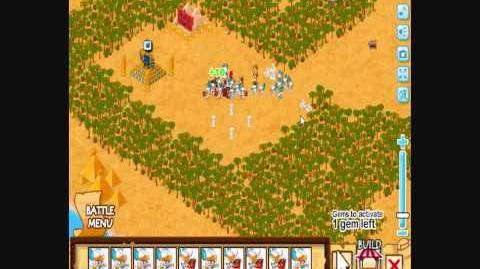 Social Empires - Bossfight