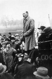 Attlee crowd