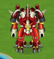 2-Gun Exobot 02