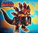 Fire Godzilla Mech