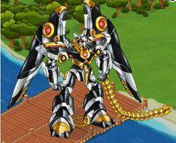 Avenger mech 123