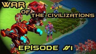 Social Wars Movie - War of the Civilizations Episode 1