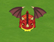 Red draggy