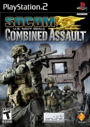 SOCOM Combined Assault cover
