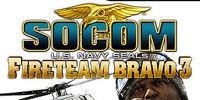 SOCOM: US Navy SEALs Fireteam Bravo 3