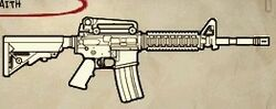 FTB3 M4A1 Info