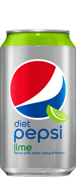 DietPepsi Lime 12oz