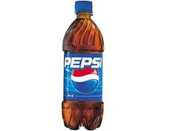 Pepsi bottle large