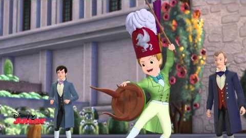 Sofia The First - Goldenwing Circus - Song - HD