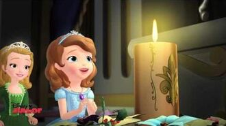 Sofia The First Holiday In Enchancia Wassalia Day Song Disney Junior UK