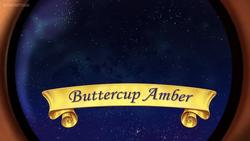 Buttercup Amber titlecard