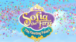Sofia the First The Floating Palace titlecard