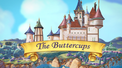 The Buttercups title card