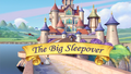 The Big Sleepover title card.png
