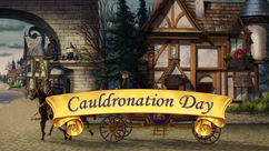 Cauldronation Day title card