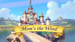 Mom's the Word title card
