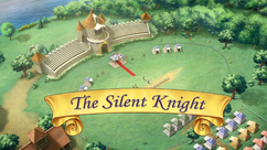 The Silent Knight title card