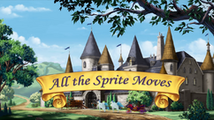 All the Sprite Moves title card