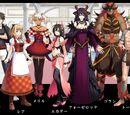 Bunny Black/Characters
