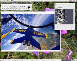 CinePaint 0.25-Linux-Xfce