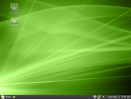 Linux Mint 9-GNOME