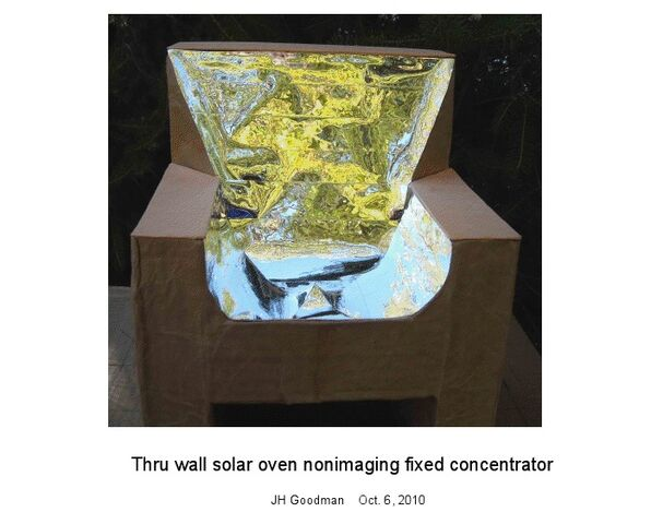 File:Goodman, Thru wall solar oven nonimaging fixed concentrator.jpg
