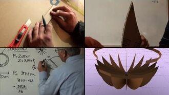 Manual de construcción de cocina solar parabólica de Cartón