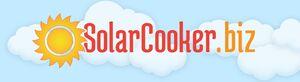 Solarcooker.biz logo, 4-17-14