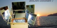 Willy Multi-Reflect Solar-Cooker I