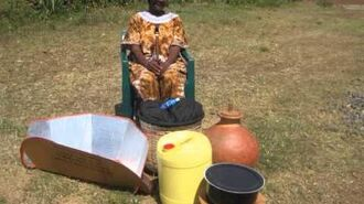 Solar Cookers & Safe Water 2013 Goals-2