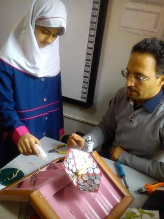 File:Amir Komarizade with student, 12-1-15.jpg